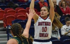 GALLERY: USI Women's basketball team defeats Missouri S&T 99-73