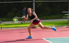 Women's tennis starts season strong