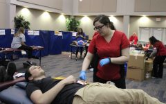 GALLERY: USI blood drive