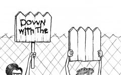 Dispense with the fence
