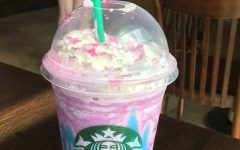 Unicorn frappuccino throws customers for a loop