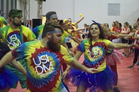 Dancing for a cause