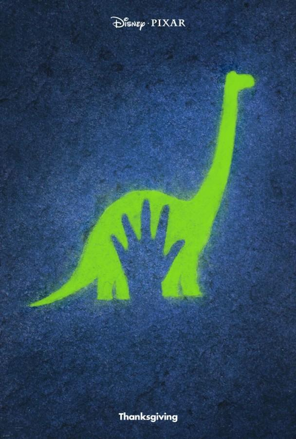 Dinosaur film warms the heart