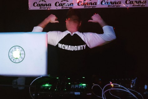 Local DJ promotes Irish roots