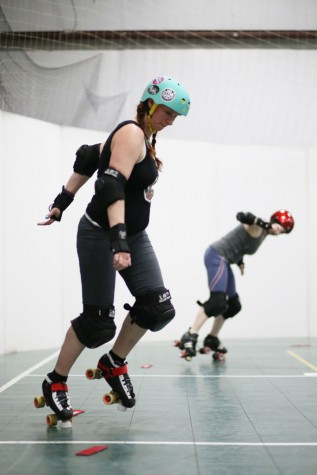 Skating into the 'heart'