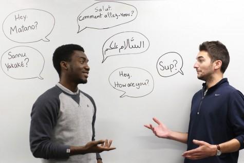 Far from familiar: Nigerian student talks education