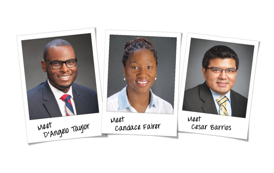 Multicultural Center adds trio of employees