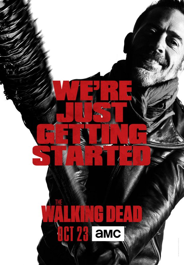 The reign of Negan  continues