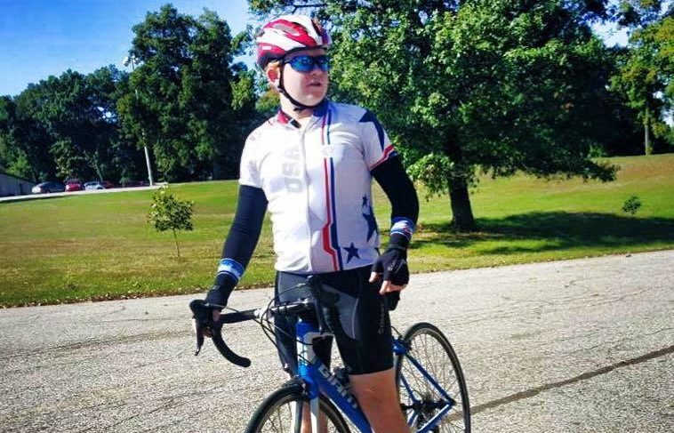 Junior undecided major Raegan Ball will ride his bike across the country this summer, stopping at hospitals and handing out scholarships for young adults with cancer.