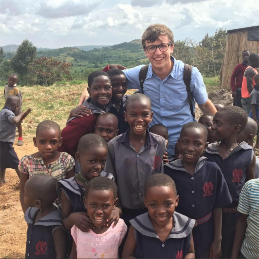 After a trip to Uganda, sophomore Keegan Roembke fueled his energy into a coffee business benefiting the Hope for Uganda school and the Defenders of Wildlife Fund.