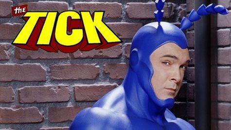 You've got a chum in 'The Tick'