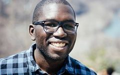 "Bouie to headline as first ""Knowledge For Life"" speaker"