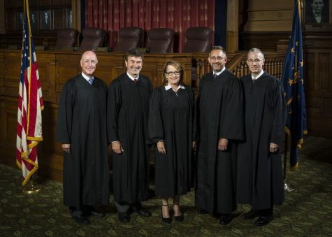 The Indiana Supreme Court will visit USI for the first time ever Oct. 30 to hear oral arguments in the case B.A. v. State of Indiana