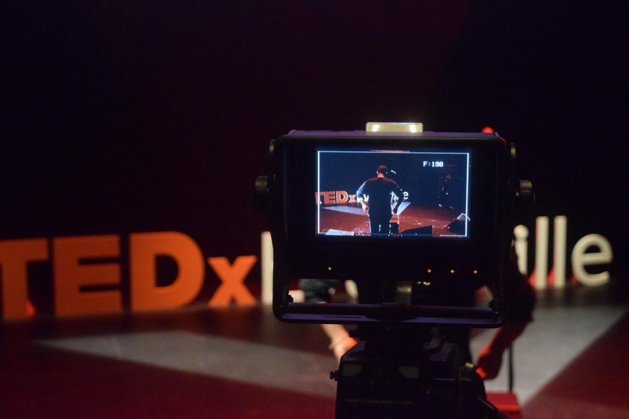 "The university hosted TEDx Evansville for the first time ever Oct. 27. TEDx spokeswoman Heather McNabb said the Performance Center was chosen for it's capacity. ""It seats almost 300 people and tripled our size,"