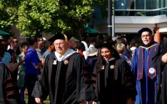 Provost encourages civility, praises education in inaugural convocation address