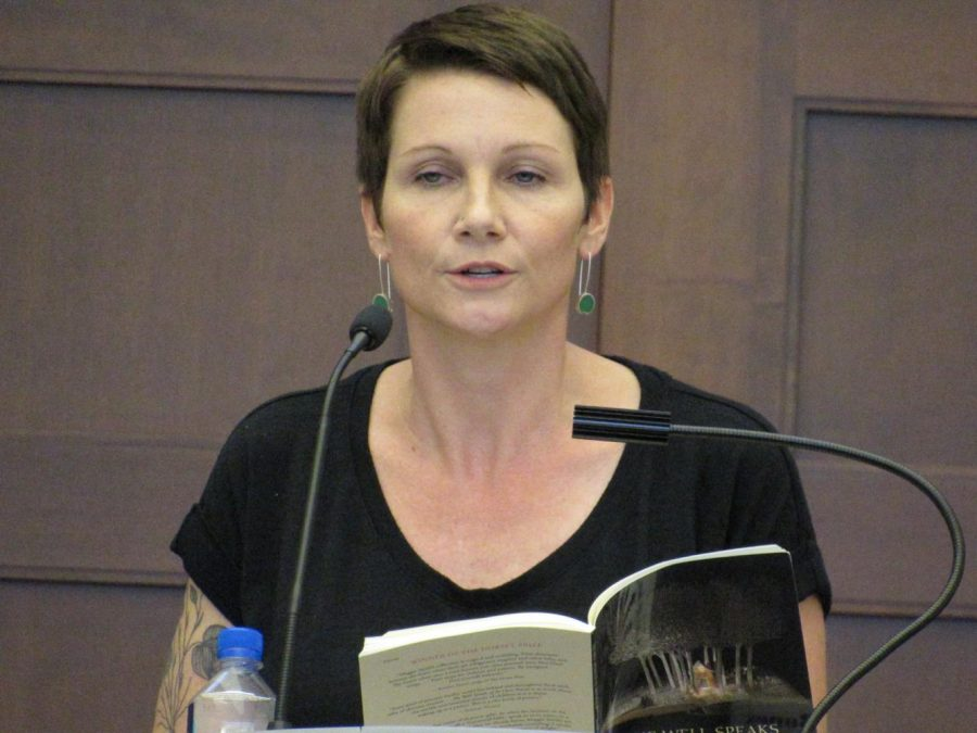 Maggie Smith, author of