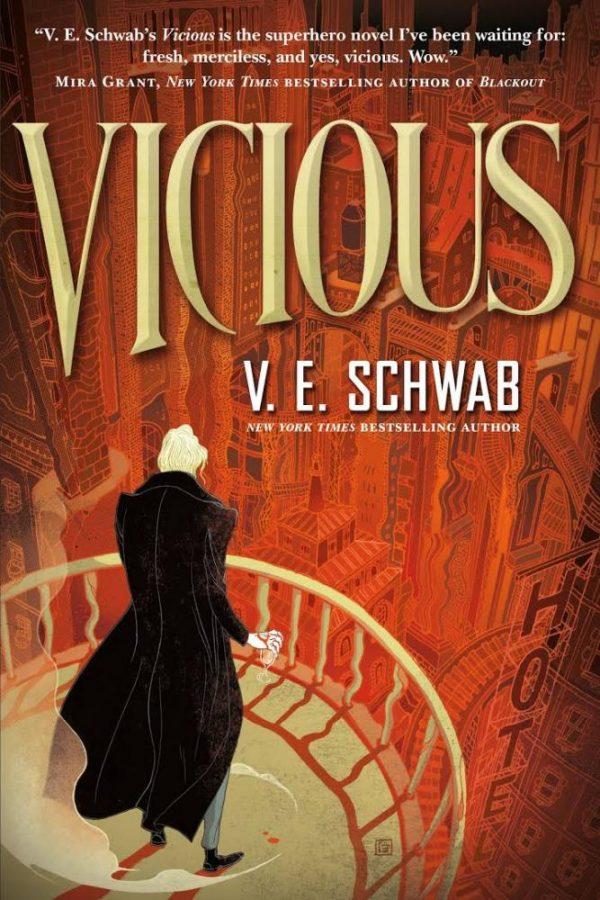 Vicious combines heroism, science fiction