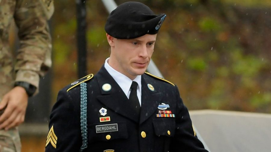 Bergdahl Has Served His Time
