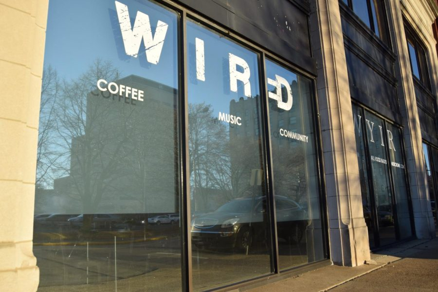 The WIRED coffee shop will be displaying artwork from Dec. 4-8 to help raise awareness for human trafficking. All proceeds collected through donations will go to the Fuller House, an organization committed to preventing sexual exploitation and human trafficking in South Africa.