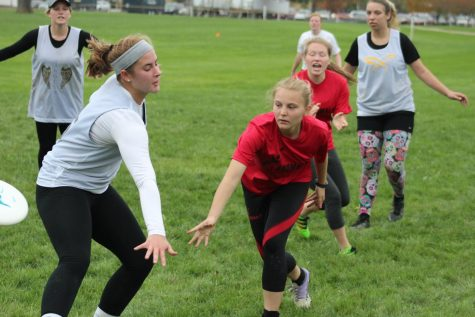 SLIDESHOW: USI Women's Ultimate Frisbee