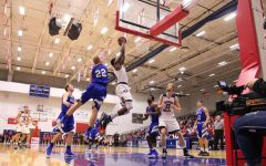 SLIDESHOW: Eagles beat Brescia 93-67