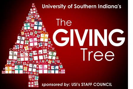 Tree celebrates spirit of giving
