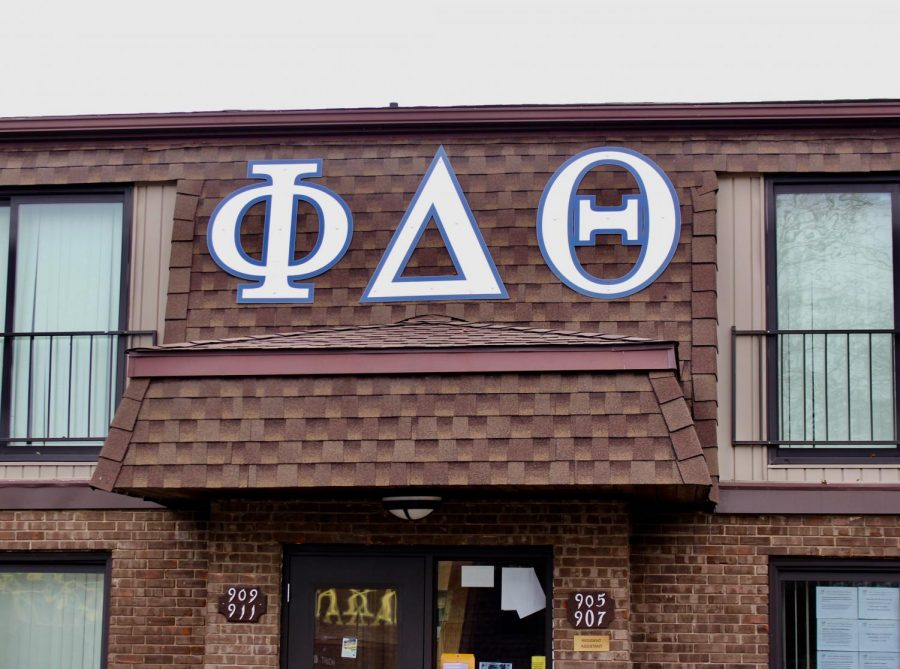 The university has withdrawn it's recognition of Phi Delta Theta and the chapter's General Headquarters removed the fraternity's charter. Dean of Students Bryan Rush said the university has no plans on bringing Phi Delta Theta back to campus.
