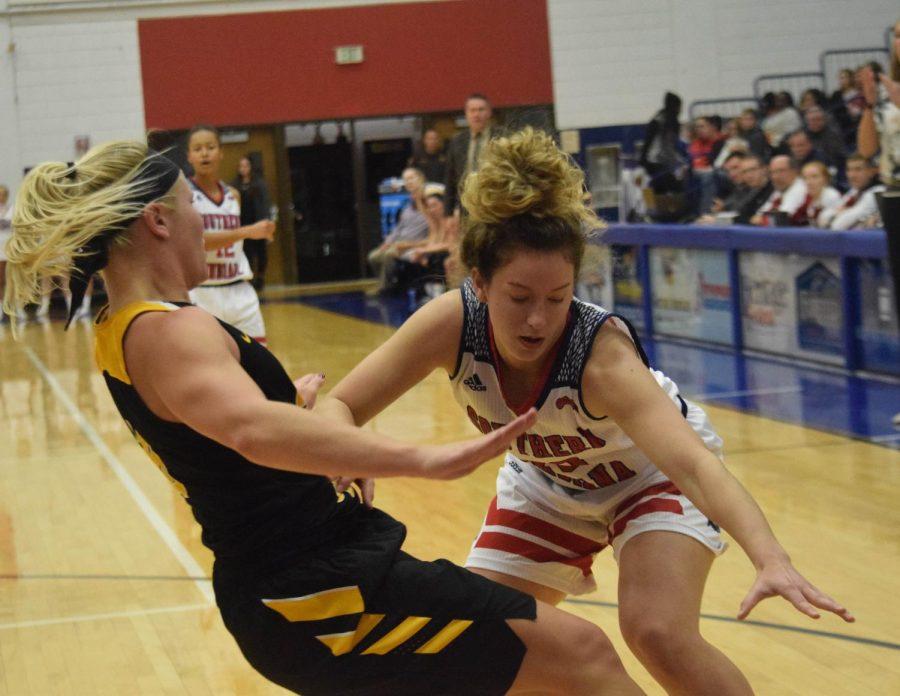 Women's basketball hopeful for bigger turnout