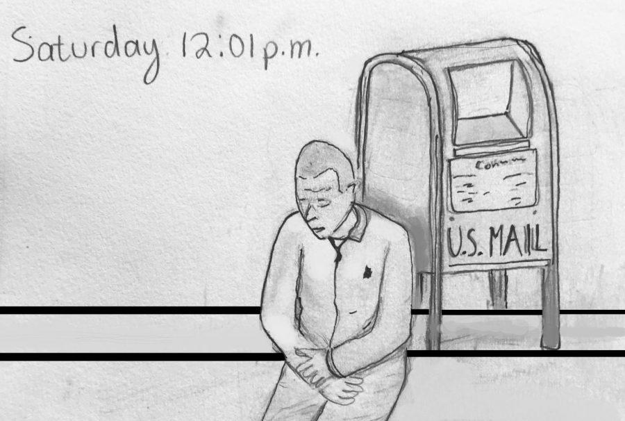 Sadder-day mail