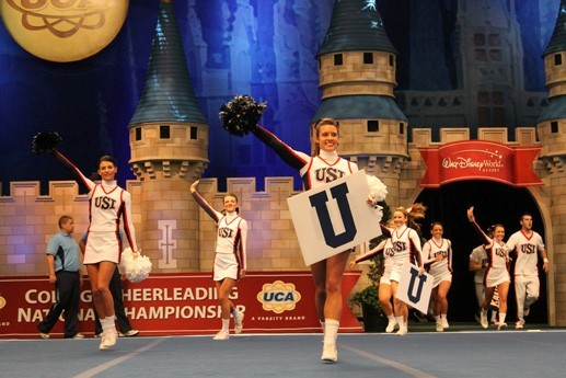 Cheer team prepares for nationals