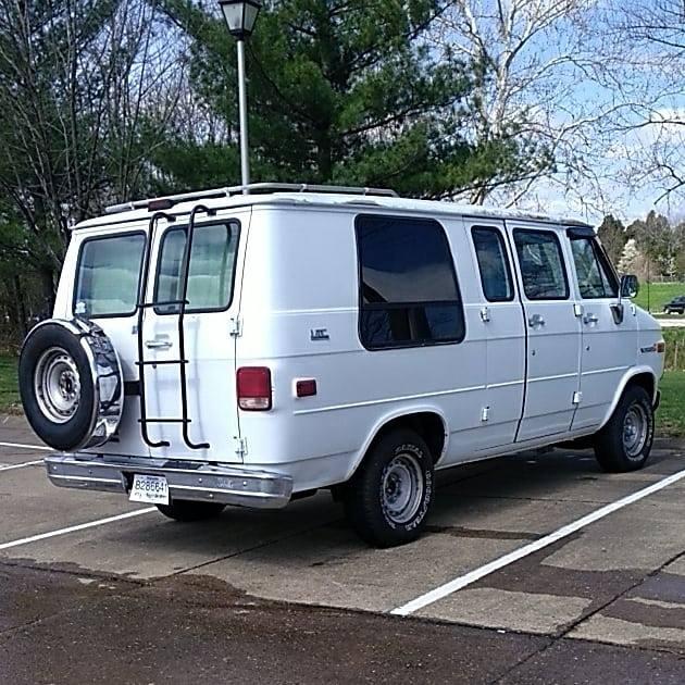 Looking beyond: home is where the van is