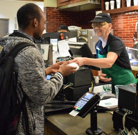 More than just a Starbucks cashier