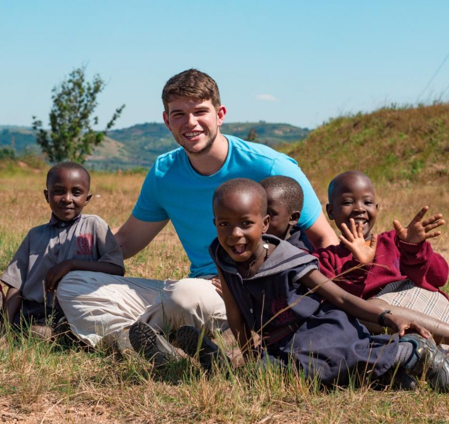 Christian Barrett spent 2 weeks in Uganda with a team from Christian Fellowship Church.