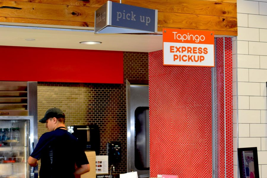 Scheduled food delivery services have been put on hold after costs from the third party company Tapingo were seen as too high.