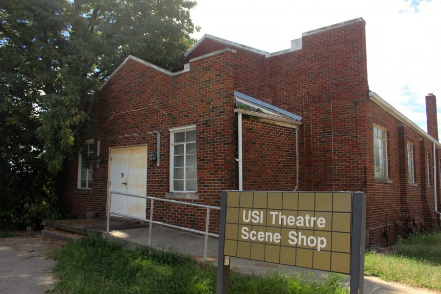 The Advisory Plan Commission OK'd the rezone request of the old USI theatre properties at its Sept. 6 meeting and now heads for city council approval Monday.
