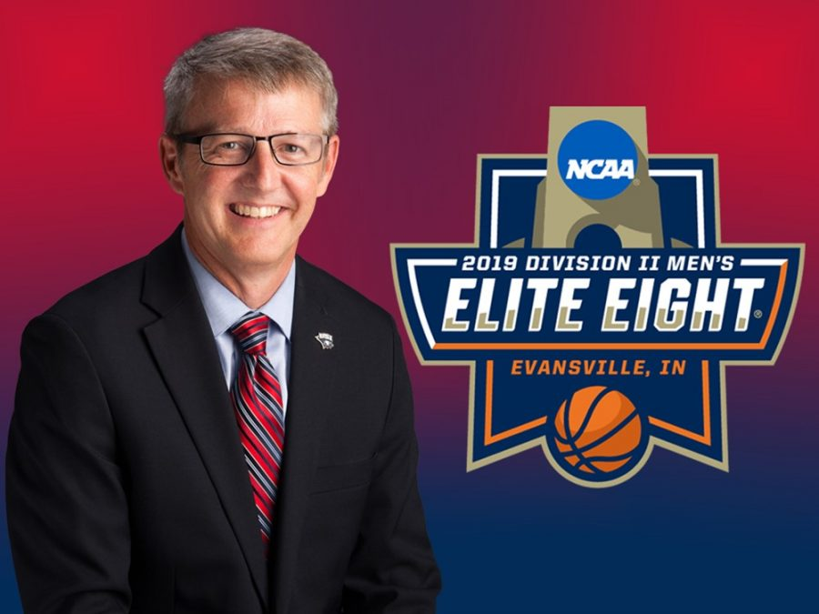 Athletic director named chair of NCAA Division II Men's Basketball Committee