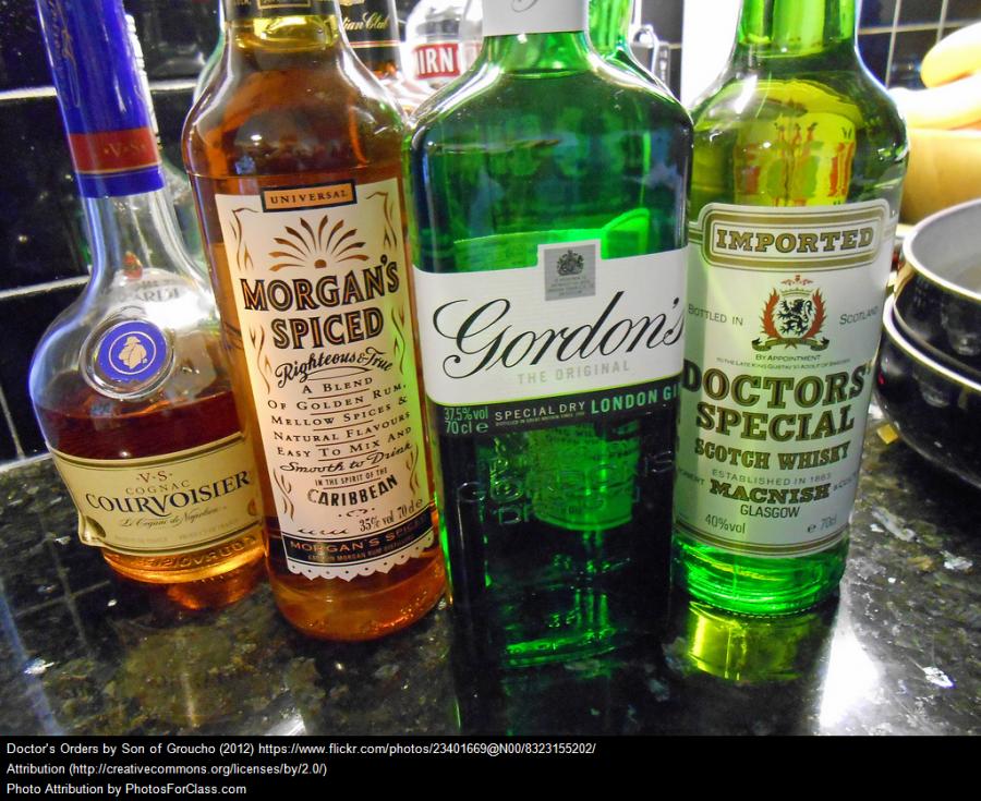 SGA kicks off Alcohol Awareness Week