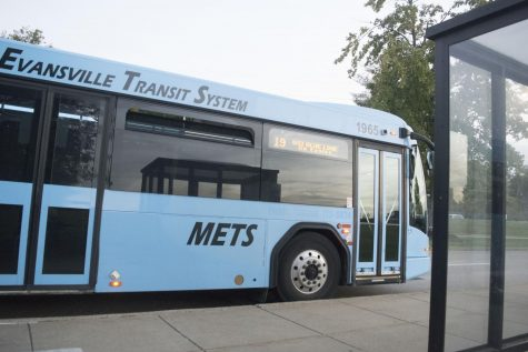 The new White Line is the third bus line on campus and will run simultaneously with the Blue and Red lines from 7:30 a.m. to 1 p.m. Service for the new line began on October 1.