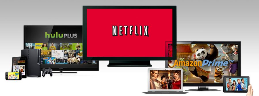 Are online streaming services hurting traditional television and radio?