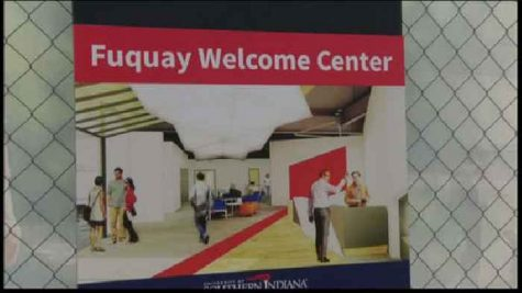 Fuquay Center showcases beauty of USI