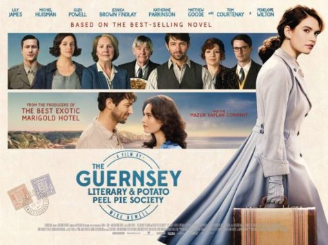 Book society leads to self-discovery in 'Guernsey'
