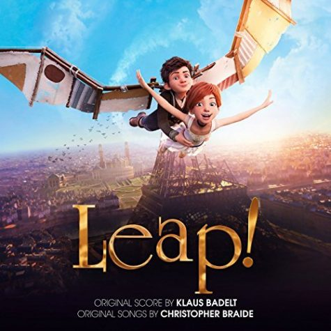 'Leap!' inspires to chase dreams, take chances