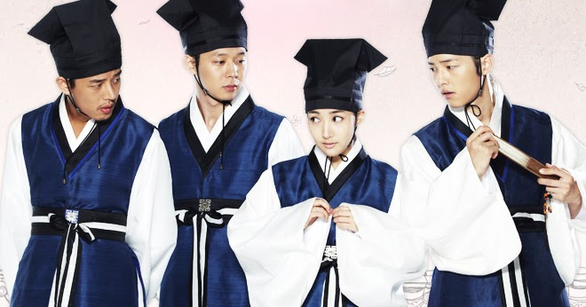 Characters ignite hope, humor in 'Sungkyunkwan Scandal'