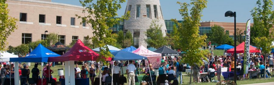 Involvement Fair allows students to all come together