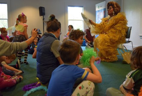 Correction: Controversial Drag Queen Story Hour divides university