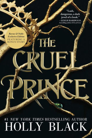 'The Cruel Prince' wicked, enchanting