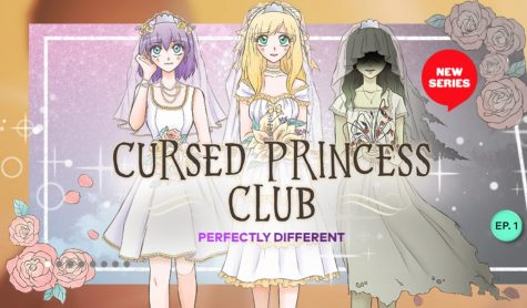 Comedic spin on fairy tales in 'Cursed Princess Club'