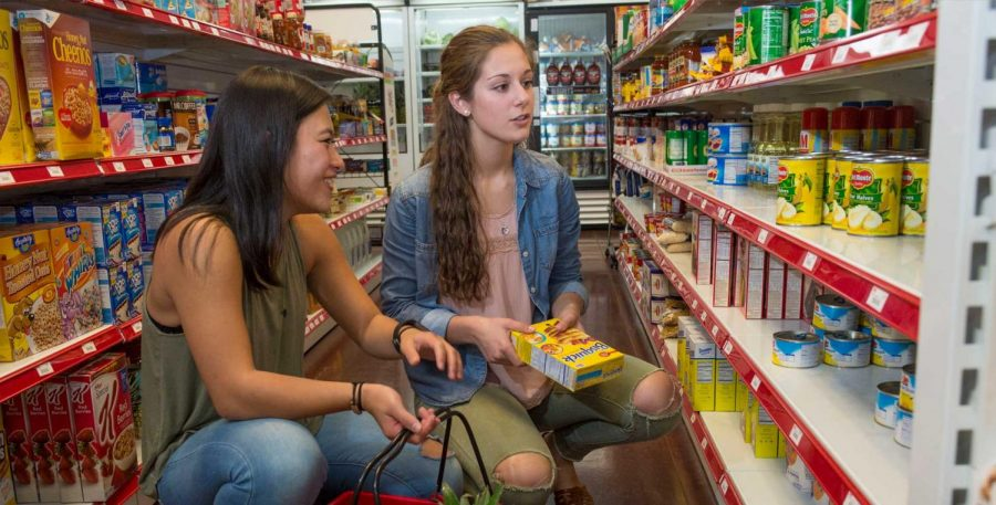 C-Store helping students with vegan, gluten-free options