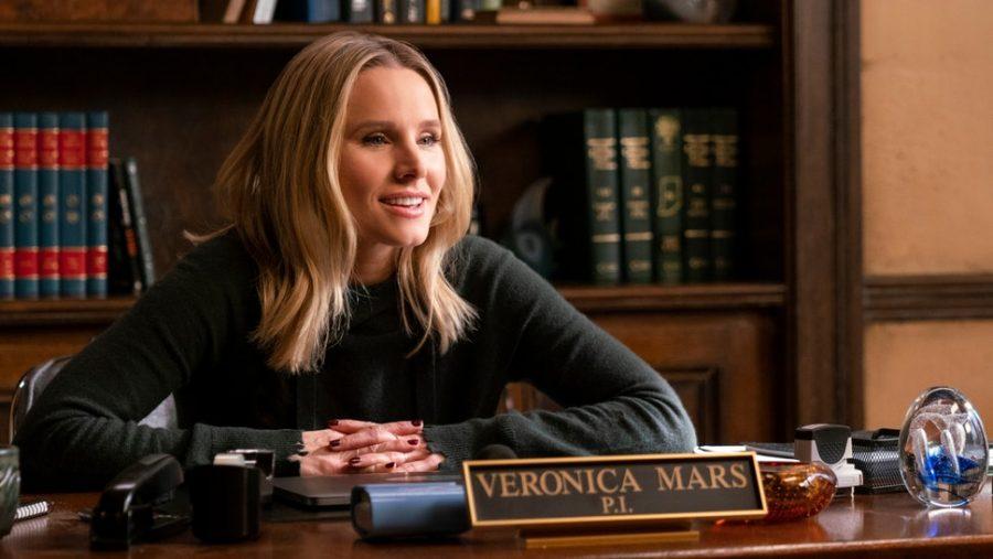 Veronica Mars much more than a modern-day Nancy Drew