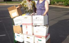 Volunteer eagles: collecting books for a better future